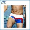 Maillot de bain de patte de grand dos de bonne qualité, procès de natation d'hommes