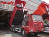 Sinotruk 30の販売のための採鉱のダンプトラック