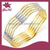 Brazalete de cobre de la pulsera de la joyería de la manera de la joyería de la alta calidad (2015 Gus-Cpbl-090g)