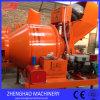 Fabricante profesional del mezclador concreto diesel portable Jzr500
