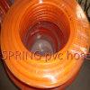 Boyau de jardin flexible de PVC de pression de protection UV pour le débit de l'eau