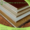 5m m Hardwood Core Melamine Paper Face Melamine Plywood para Furniture
