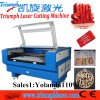 Laser Engraving Cutting Machine Tr-1390 do laser 100W Machine Triumph de 1300 x de 900mm