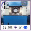 PLC는 호스 누르는 기계 유압 고무 관 주름을 잡는 기계를 통제한다