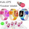 Relógio esperto do GPS da alta qualidade para miúdos com GPRS+GSM+Lbs+GPS