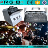 Banquete de casamento 300W Controle Remoto Price Big Capacity Air Stage Bubble Machine