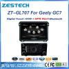 Reproductor de DVD del coche del sistema Wince6.0 para Geely Gc7 con la radio del GPS