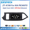 Stereo Zestech 2 DIN автоматический Radio для игрока KIA Picanto DVD GPS