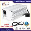 熱い販売の温室315W CMHデジタルはHydroponicシステムのための軽いバラストを育てる