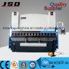 Jsd 공장에서 We67k-100t*3200 Delem Da52s CNC 구부리는 기계