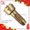 CIR76低い空気圧のハンマーのための76mm DTHビット