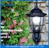 2016 indicatori luminosi moderni della parete di vendita calda di Cixi Landsign, indicatori luminosi solari esterni solari esterni Xltd-249c della parete degli indicatori luminosi LED