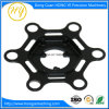 Plastikteil, CNC-Präzisions-maschinell bearbeitenteil, CNC-Prägemaschinell bearbeitenteil