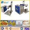 prezzo di vendita della plastica dell'indicatore del laser della fibra di 10W 20W/acciaio inossidabile