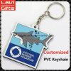 卸し売り最上質の習慣PVC Keychain