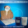 Zinn ausgehärteter Silikon-Gummi für Plastik-Lehm