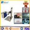 taza de la venta del laser Markier de la fibra de 20W 30W/placas de identificación/anillo 100*100m m