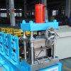 Rodillo formado Z de acero de la estructura que forma la máquina para el material de construcción