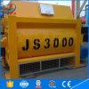 Betoniera gemellare portatile di caricamento Js3000 di auto dell'asta cilindrica