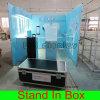 La coutume produisent la cabine modulaire portative renversante d'étalage de Fexible DIY