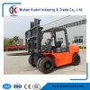 Gabelstapler der China-7t Kudat Marken-Cpcd70 mit Dieselenergie