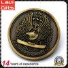 Kundenspezifische Gedenkmünzen des Kupfer-3D