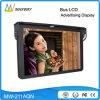 Het Dak van WiFi van het Netwerk van Andriod van 21.5 Duim 3G 4G zet LCD van de Bus de Monitor van TV 24V op