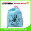 Bolso impermeable portable del regalo del lazo del PVC del poliester para el embalaje