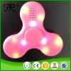 De nieuwe Kleurrijke LEIDENE van het Ontwerp Spreker Bluetooth 3 van USB de Spinner van de Staaf