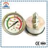 Hydrostatischer Druck-Anzeigeinstrument vom China-Öl - gefüllter Verbunddruckanzeiger