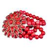 Bracelet rouge (GD-AC159-3)