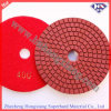 Marble와 Granite Polishing를 위한 다이아몬드 Polishing Pad