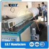 プラスチック溶接工のバット融合機械