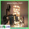 SMD 5050単一カラーDimmable LEDのストリップ