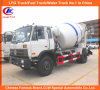Dongfeng Ready Mixed Concrete Truck 5m3 6m3 Truck Mixer