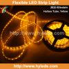 Nastro flessibile dell'indicatore luminoso di colore giallo SMD LED (HY-SMD3528-60-Y)