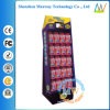 Soporte del suelo de la pantalla del LCD de 8 pulgadas que hace publicidad de la visualización de la cartulina (MW-084PSP)