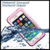 Cas imperméable à l'eau pour l'iPhone 6 4.7 pouces et plus 5.5 pouces