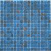 G714 het Blauwe Gouden Mozaïek van de Badkamers van het Mozaïek van het Glas van de Lijn