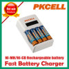 AA/AAA NI MH/NiCD Rechargeable Batteries (8152)のためのスマートなCharger