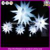 Luft-Stern-Ballon des Partei-Ereignis-aufblasbarer LED heller aufblasbarer