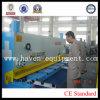 Máquina de corte da guilhotina QC11y-6X2000 hidráulica, máquina de corte da placa de aço