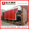 Verwendeter Dampfkessel des Gewebe/Paper/Food Industrie 1 Tonnen-Holz-Dampfkessel
