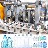 Rotary Mascotas máquina de soplado para hacer botellas de plástico grande