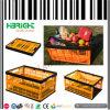 Zusammenklappbare Plastikobst- und gemüseSpeicher-Rahmen