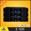 Crista Audio Amplifier 1300watts 8 Ohm E-500 (E-500)