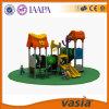 Équipement 2015 extérieur de cour de jeu de glissière de tube de série de nature de Vasia