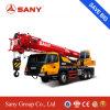 Sany Stc250h容易な操作25トンおよびSanyのトラッククレーンのための強い安定性