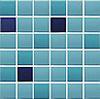 Piscina Mosaic (identificazione 48BL1H3) di Color della miscela