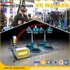 Caminhante interativo da realidade virtual do projeto novo do negócio